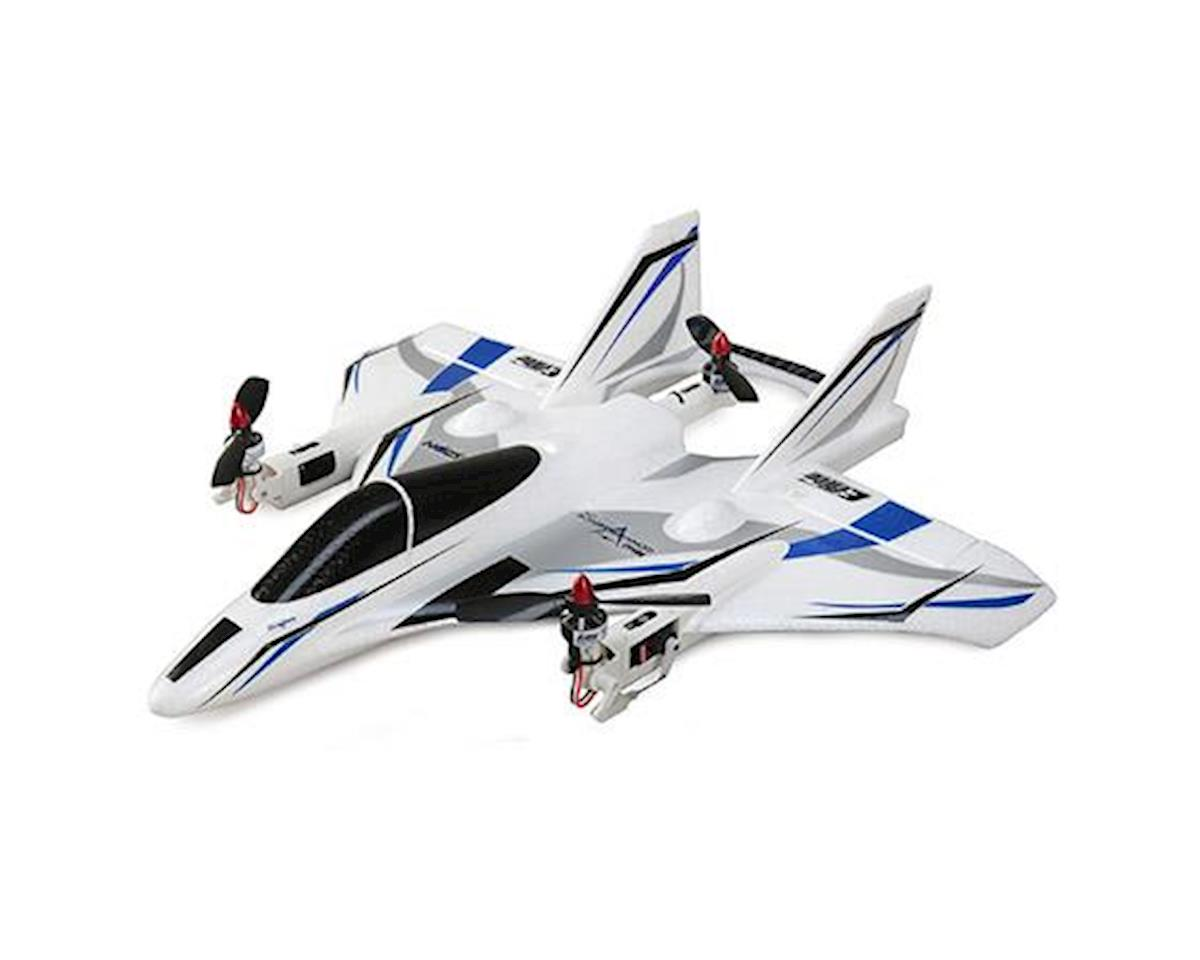 Mini Convergence VTOL BNF Basic Electric Airplane (410mm) by E-flite