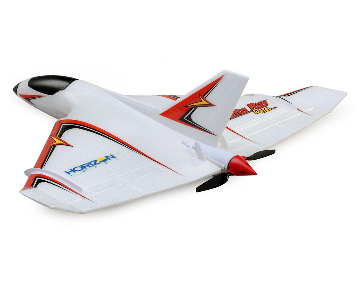 E-flite Delta Ray One RTF Electric Airplane w/SAFE
