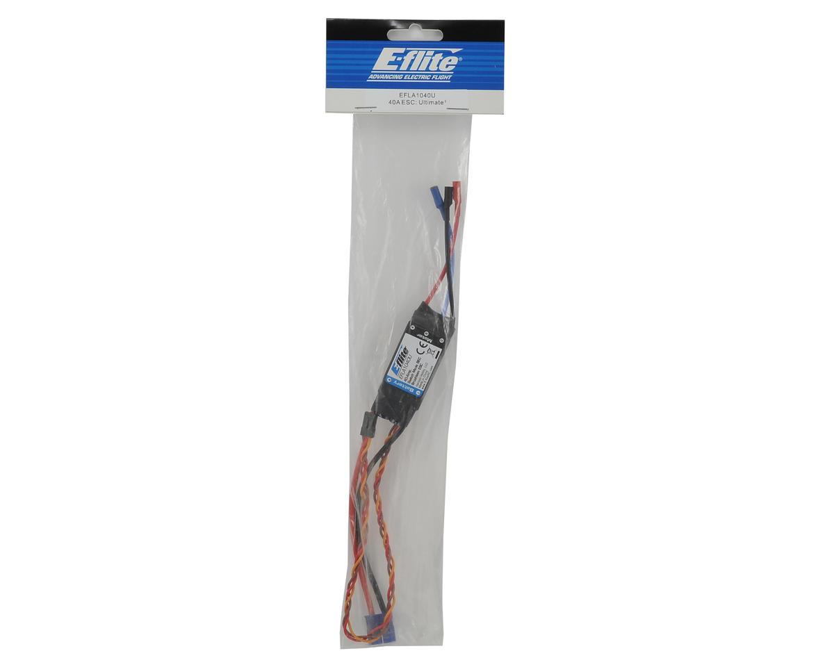 E-flite 40A ESC