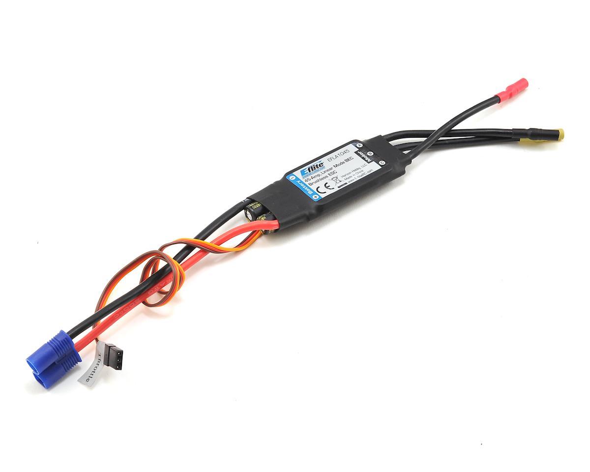 E-flite 45 AMP Brushless ESC
