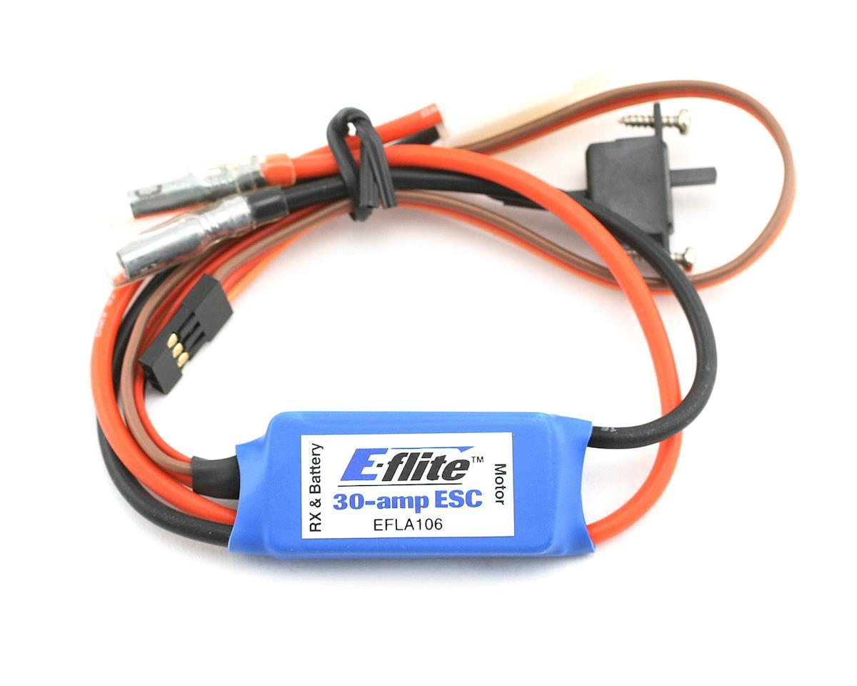 E-flite 30-Amp Mini ESC w/Brake