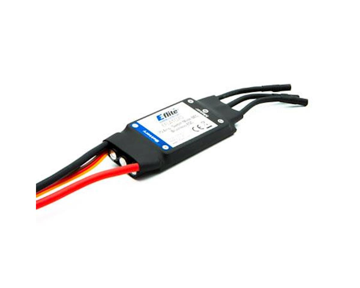 70-Amp, Switch Mode BEC, Brushless ESC w/EC3 by E-flite
