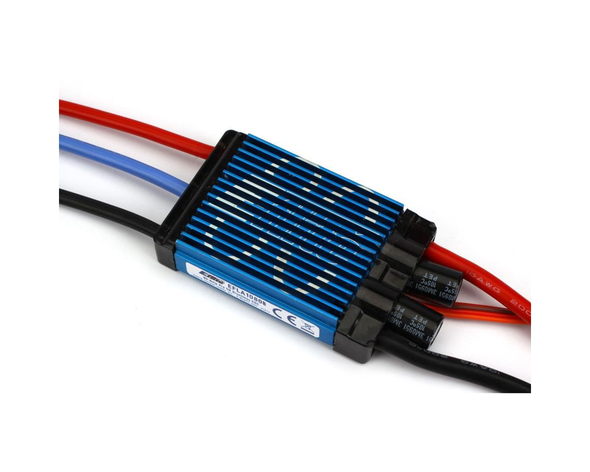 80-Amp Pro Switch-Mode BEC Brushless ESC (V2) by E-flite