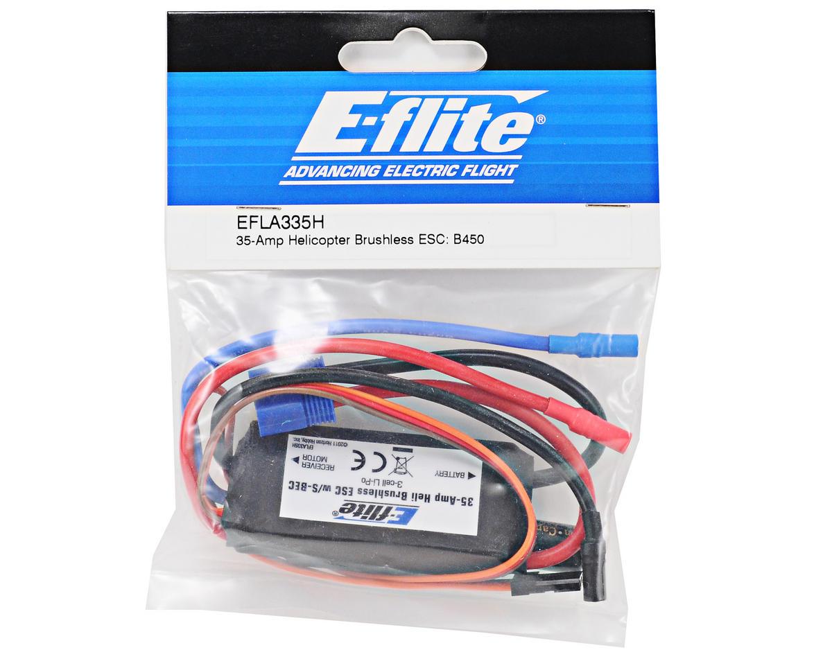 E-flite 35-Amp Helicopter Brushless ESC