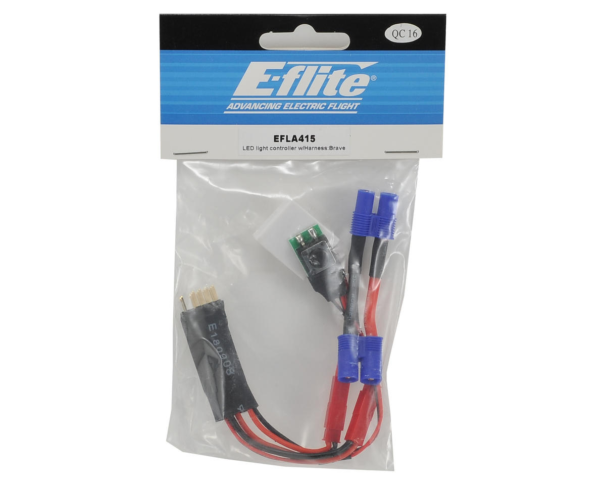 E-flite Led Light Controller w/Harness