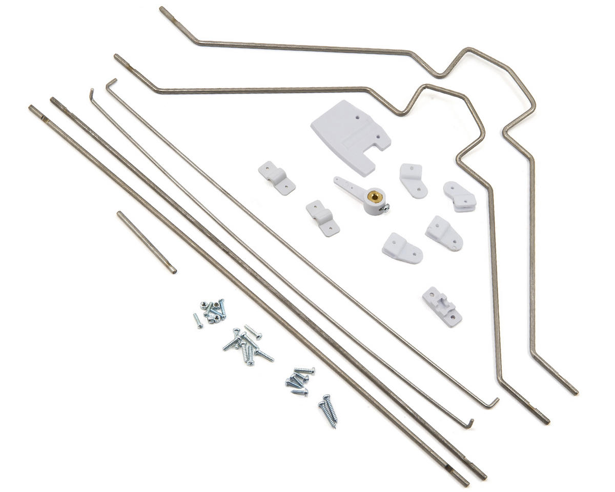 E-flite Apprentice S 15e Float Steering & Mounting Hardware Set