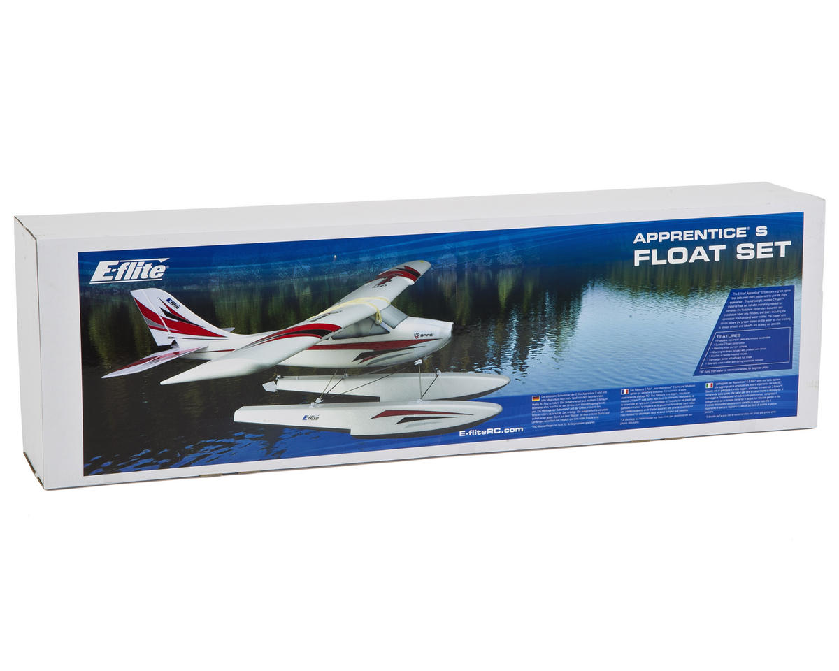 E-flite Apprentice S Float Set