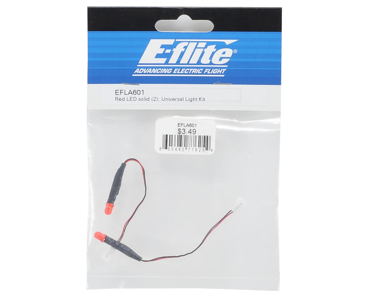 E-flite Solid LED Light (Red) (2)