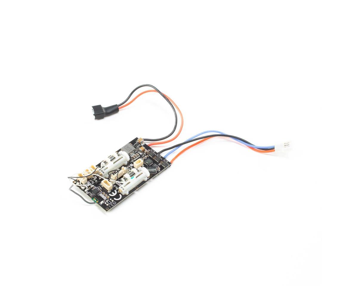 E-flite 6-Ch DSMX Brushless ESC/Receiver w/AS3X & SAFE