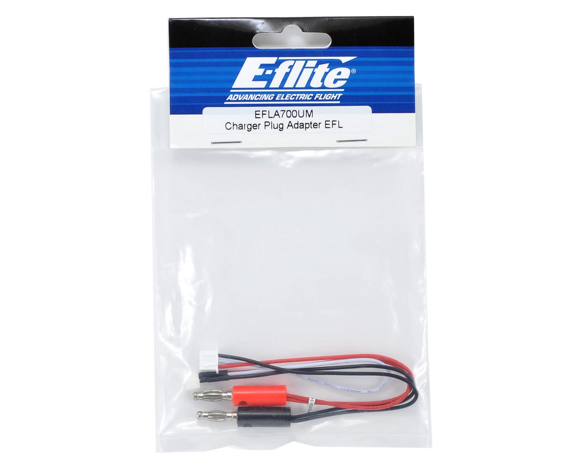 E-flite Charger Plug Adapter