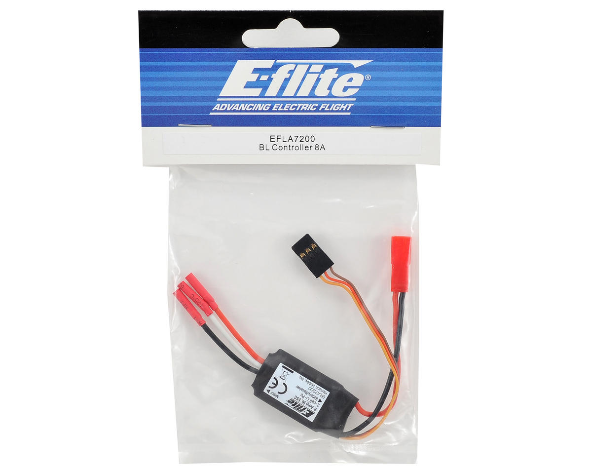 E-flite 8A Brushless ESC