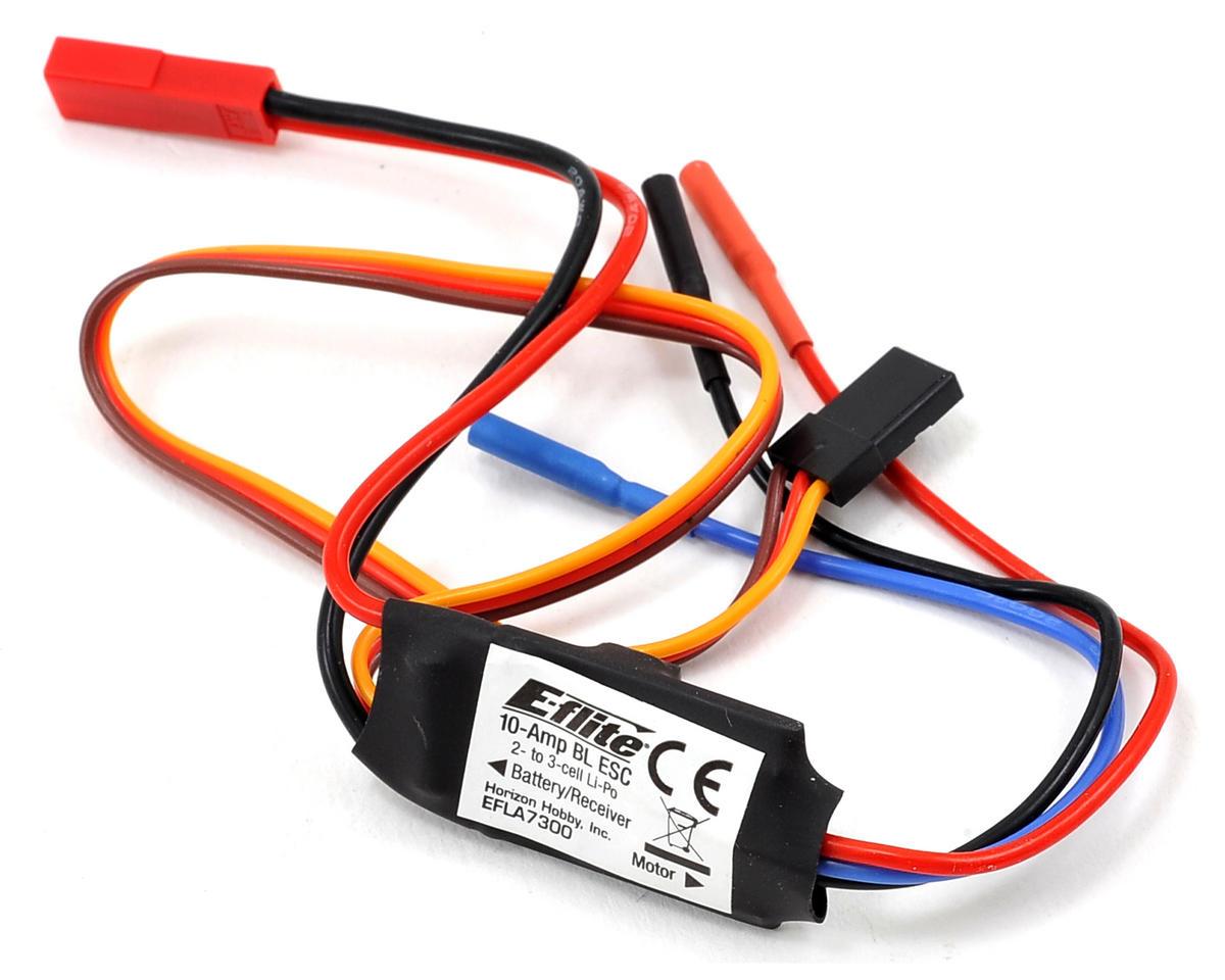 E-flite 10A Brushless Controller