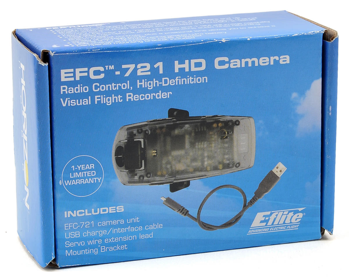 EFC-721 720p HD Video Camera by E-flite