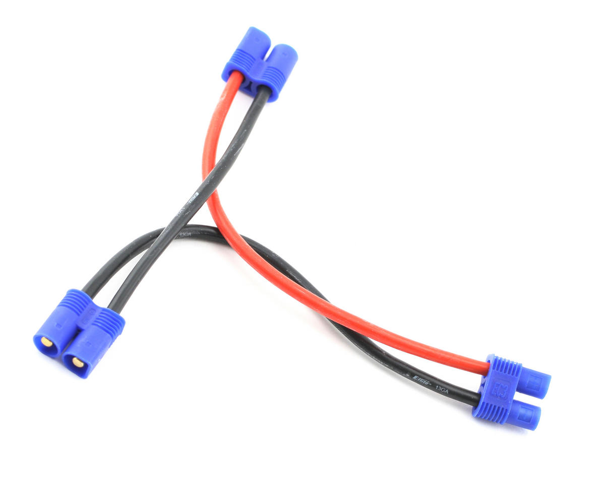 E-flite EC3 Battery Series Harness (13GA)