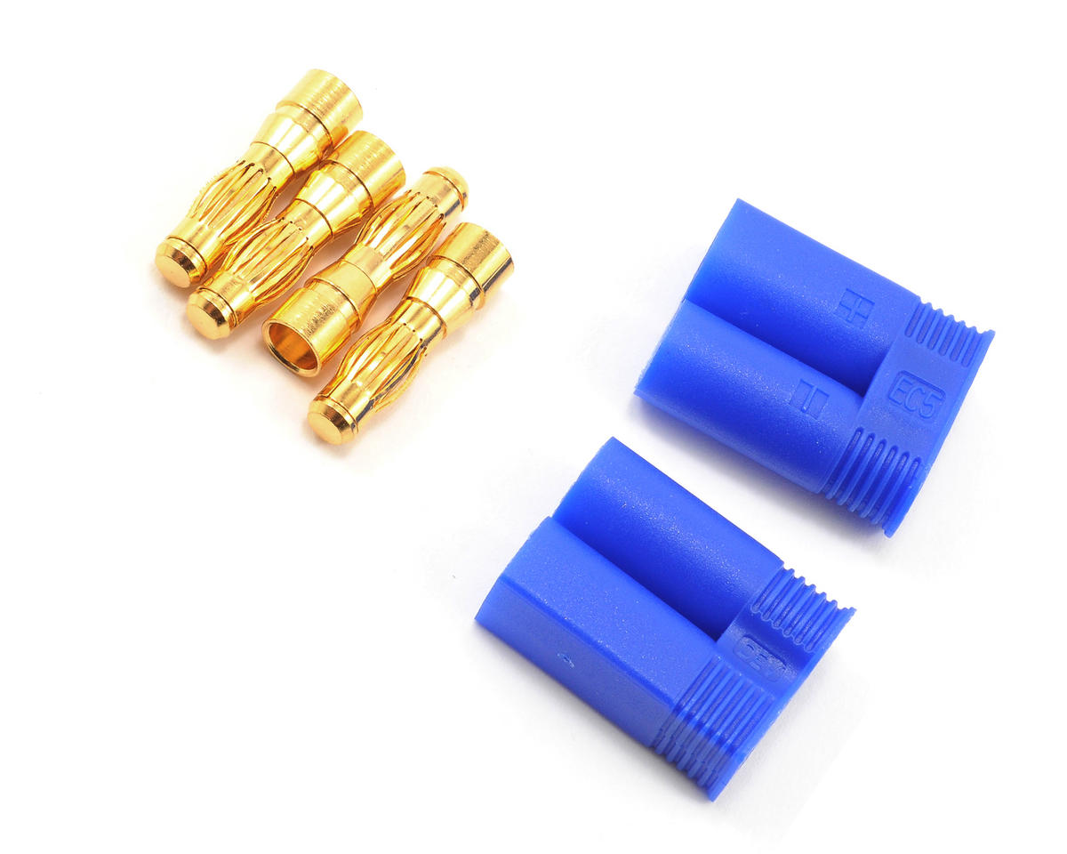 E-flite EC5 Male Connector (2) | relatedproducts