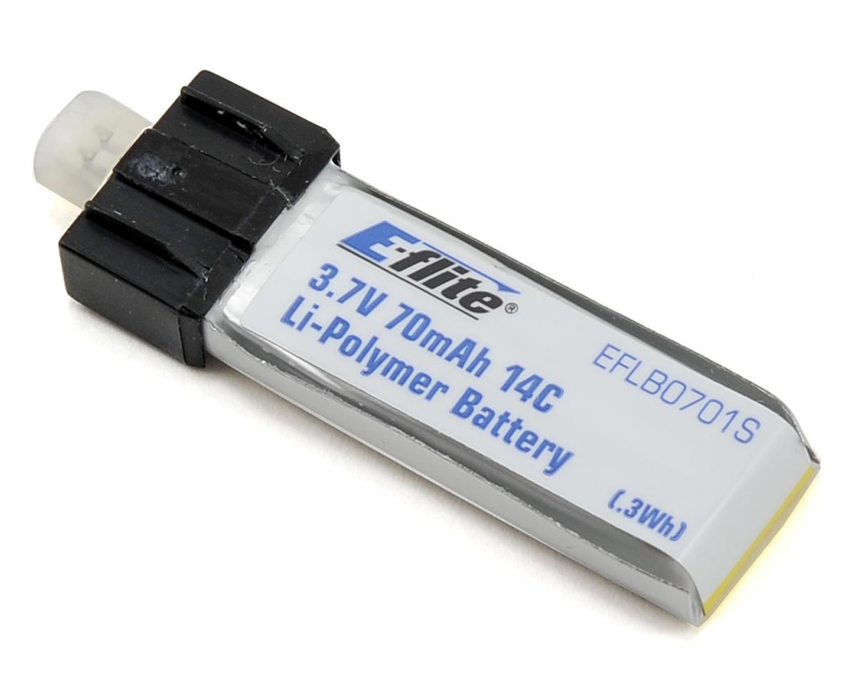 E-flite 1S LiPo Battery 14C (3.7V/70mAh)