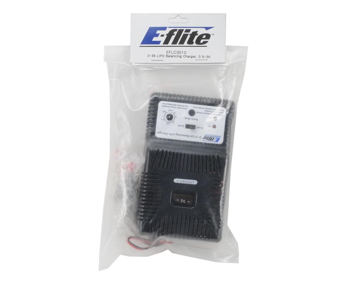 E-flite 2-3 Cell DC Li-Poly Balancing Charger