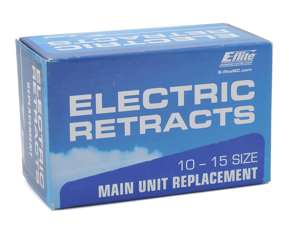 E-flite 10 - 15 Size Main Electric Retract Unit