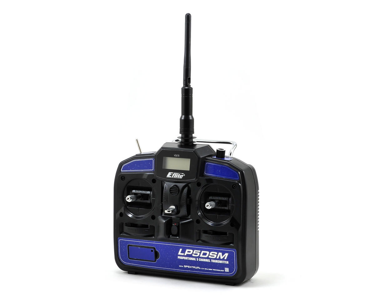 Blade Helis LP5DSM 5-Channel 2.4GHz Helicopter Transmitter (CX2/CX3/CX4)