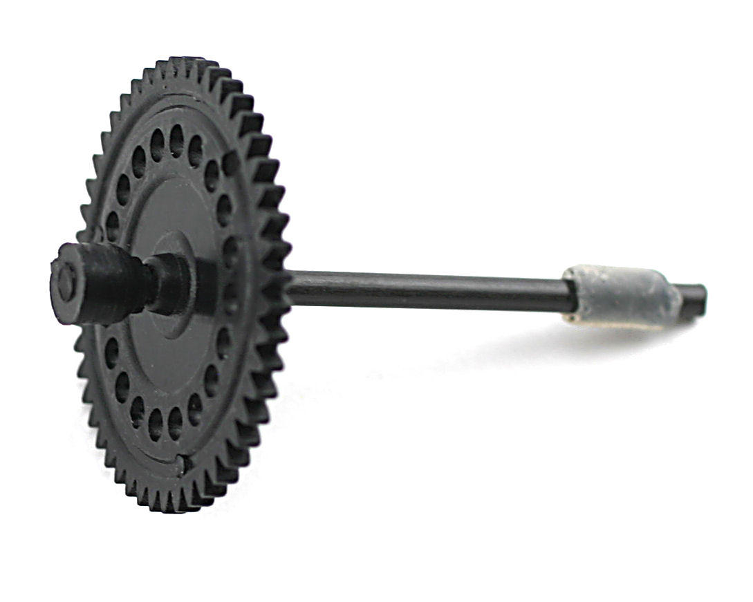 Blade Helis Tail Rotor Drive Gear & Shaft Set (CP/CP Pro)