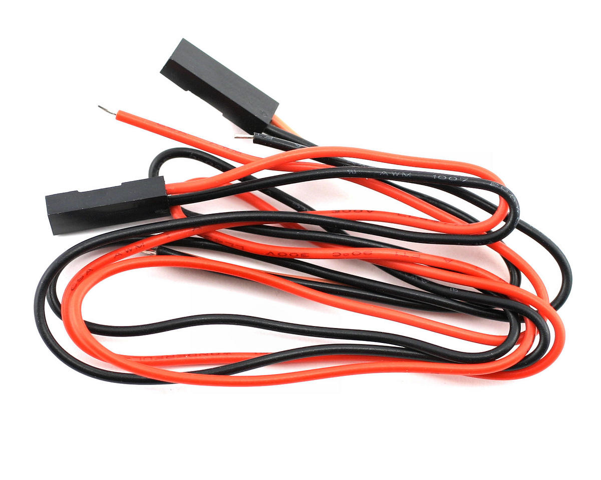 Blade Helis Main & Tail Motor Wire Set (CP/CP Pro)