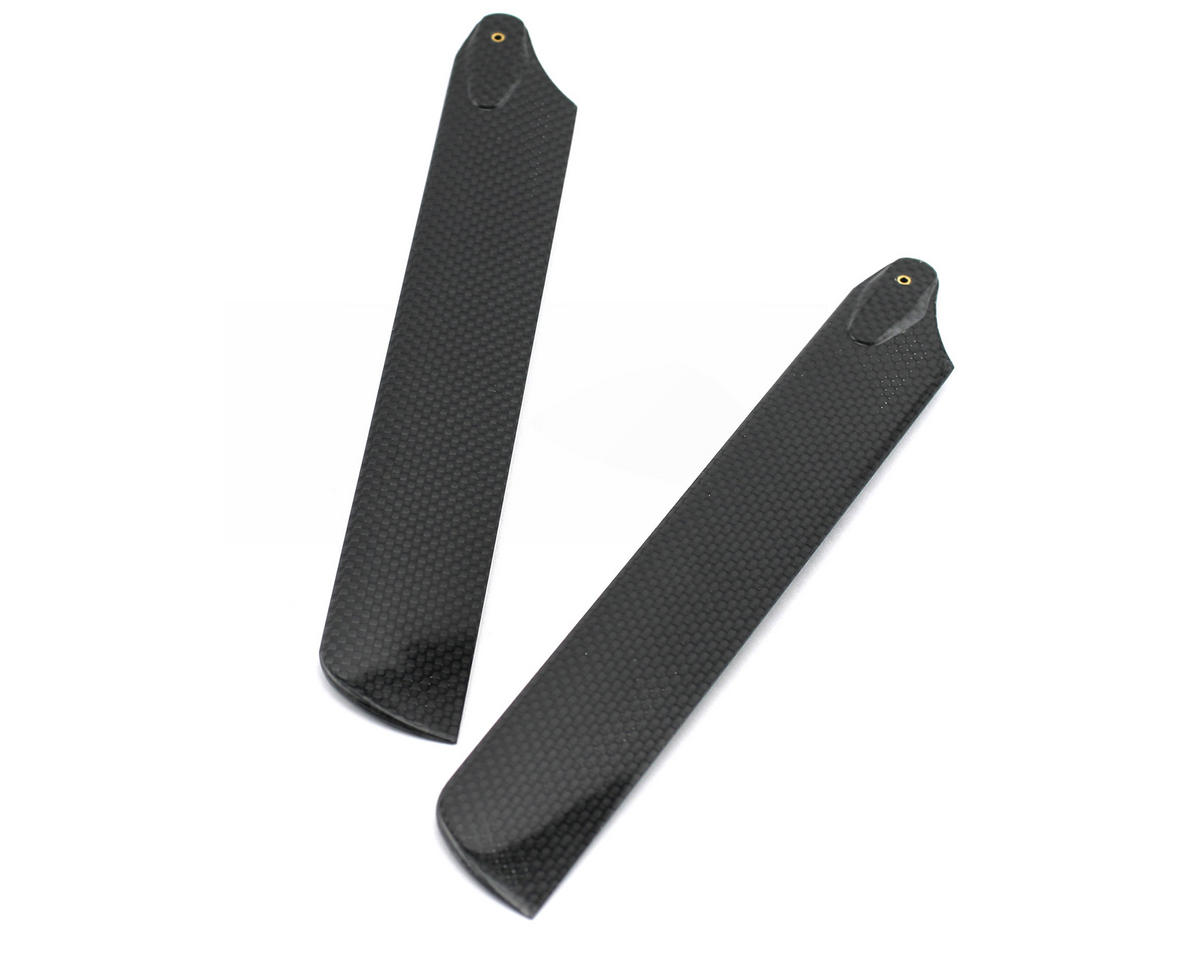 Blade Helis Symmetrical Carbon Fiber Main Rotor Blade Set (CP/CP Pro)