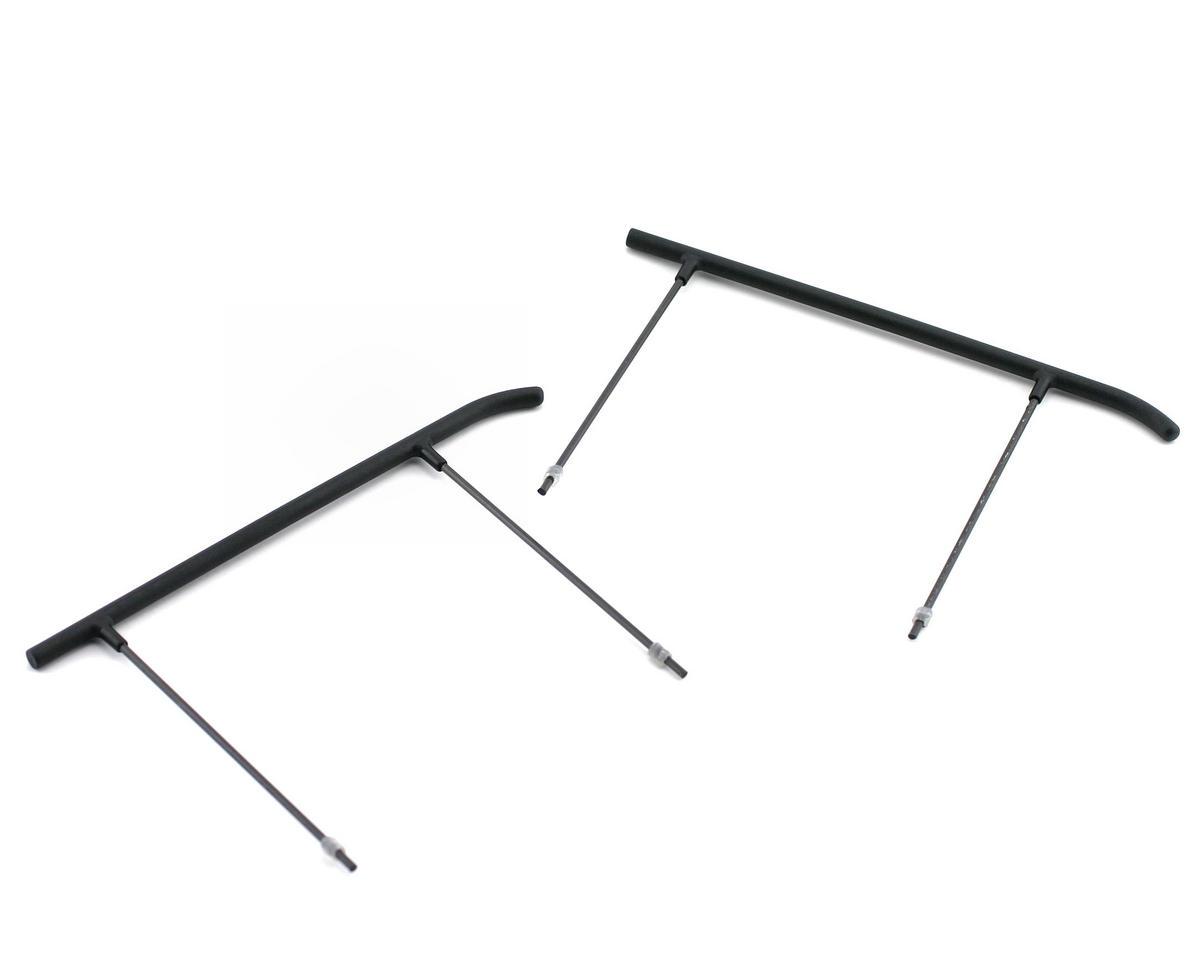 Blade Helis Landing Skid Set (CP/CP Pro)