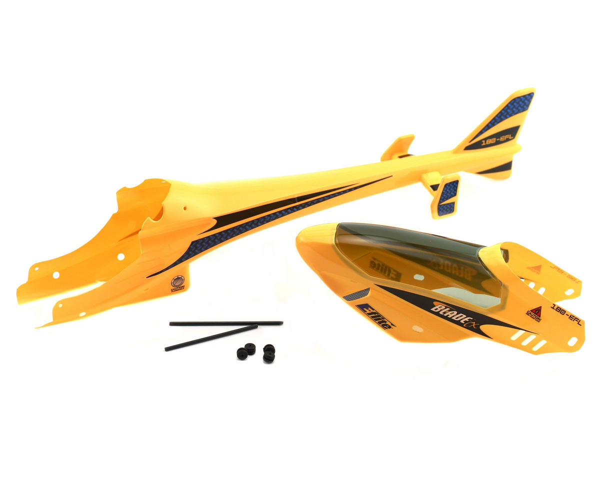 Blade Helis Complete Body Set (CX)