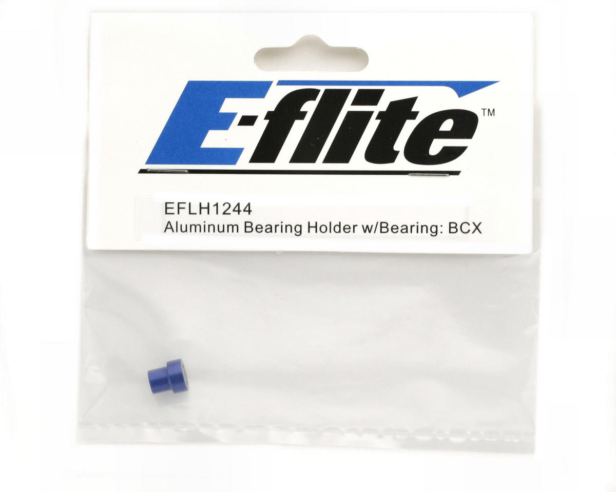 Aluminum Bearing Holder w/Bearing (BCX/CX2) by Blade