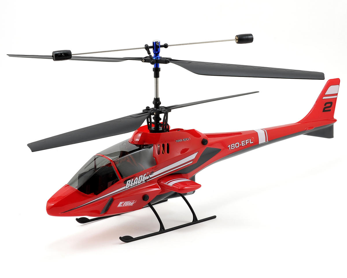 Blade Helis CX2 RTF Electric Coaxial Helicopter w/Spektrum DSM
