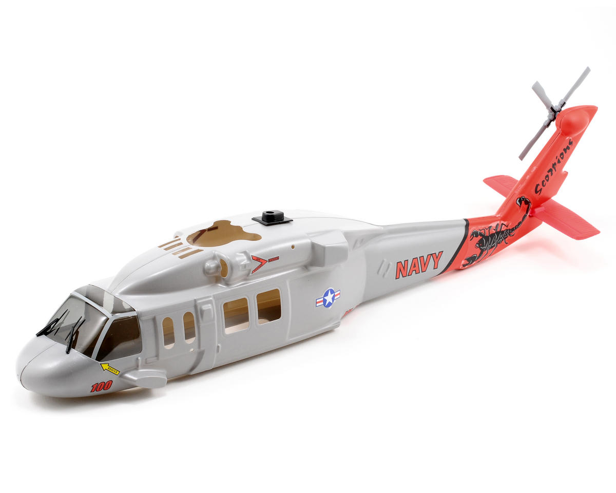 Blade Helis SH-60 Seahawk Body Set (Gray)