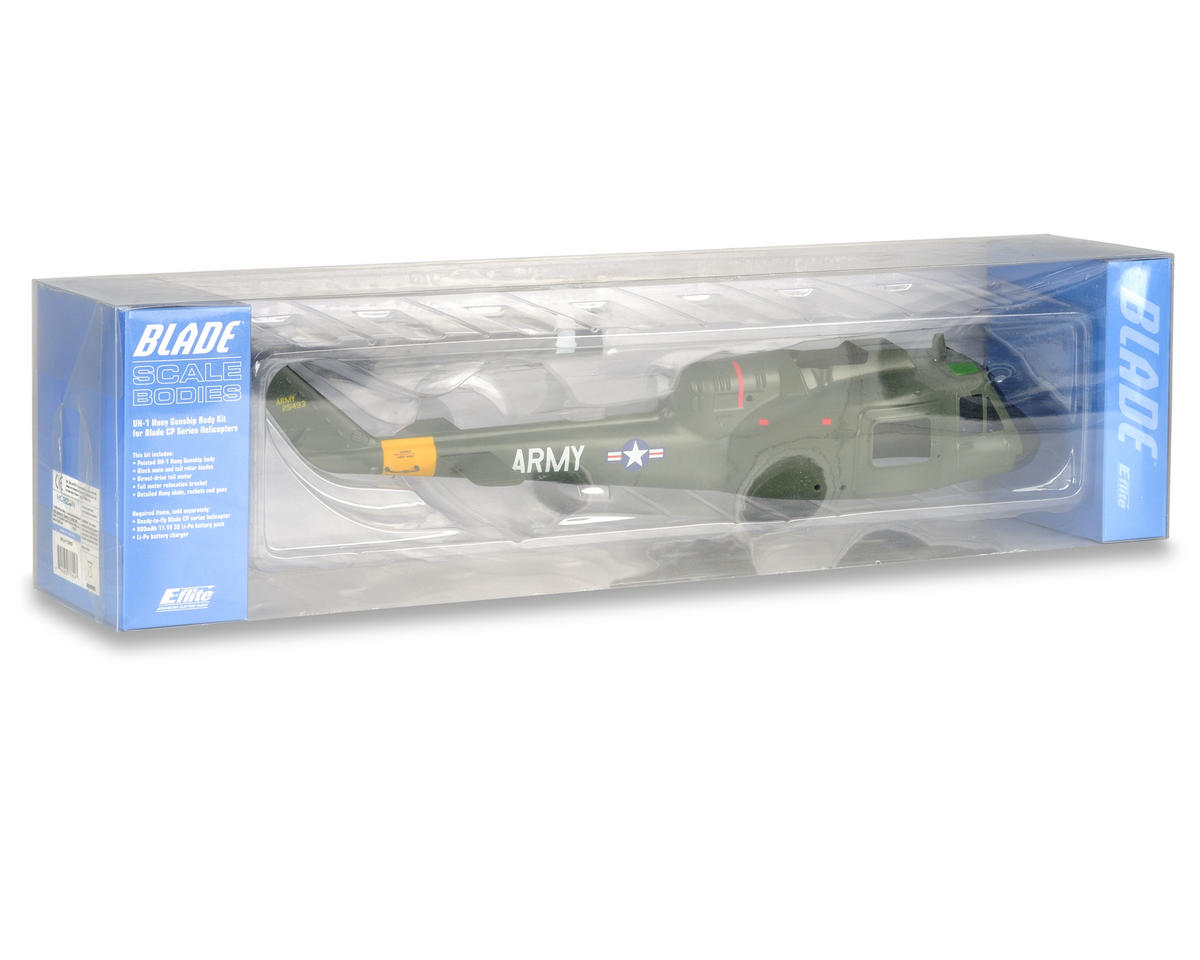 Blade Helis UH-1 Huey Fuselage