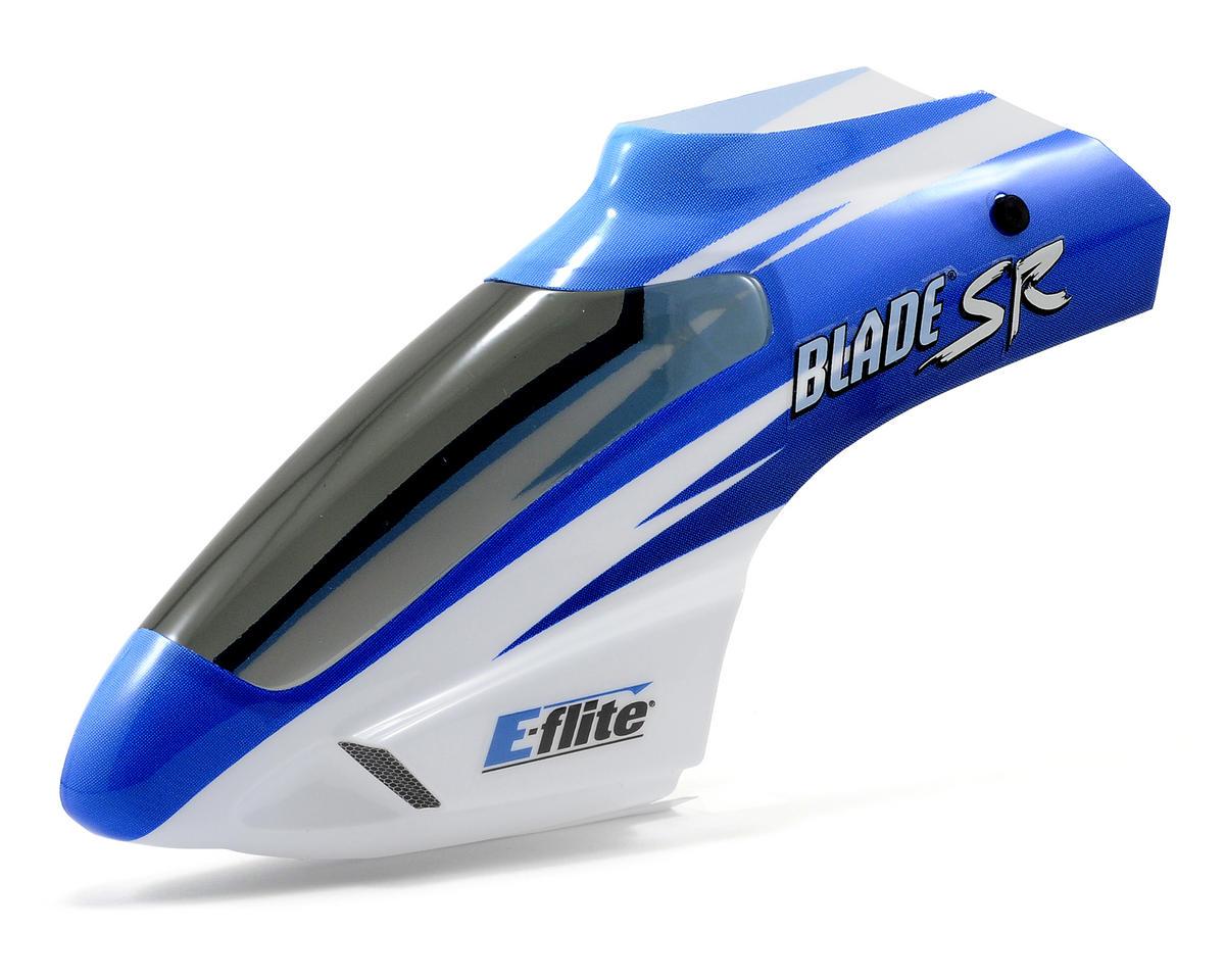 Blade Helis SR Canopy (Blue)