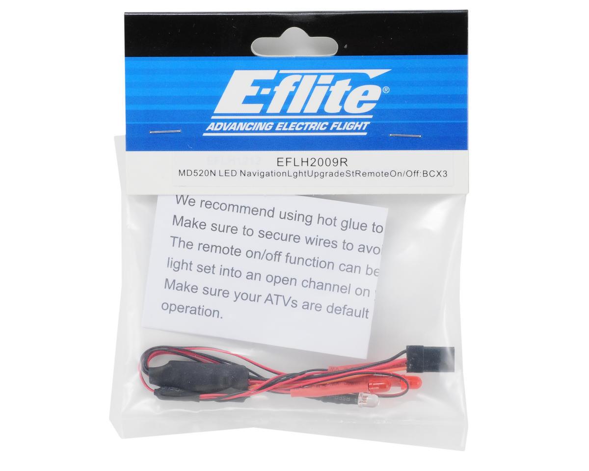 Blade Helis LED Navigation Light Kit w/Remote On/Off