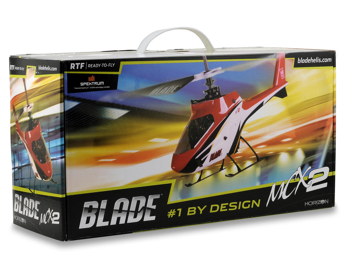 Blade Helis mCX2 Electric Micro Coaxial RTF Helicopter