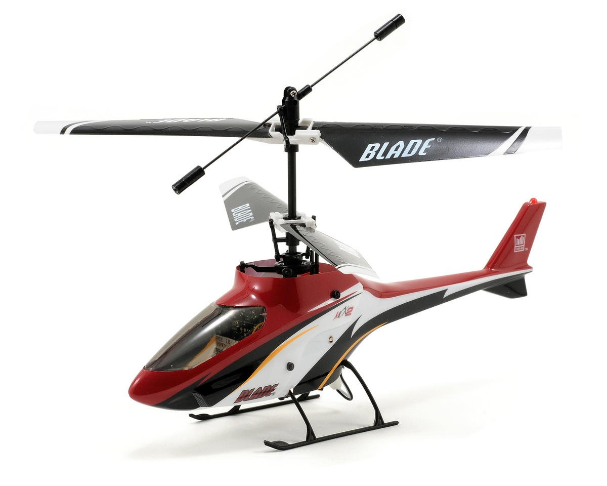 Blade Helis mCX2 Electric Micro Coaxial BNF Helicopter
