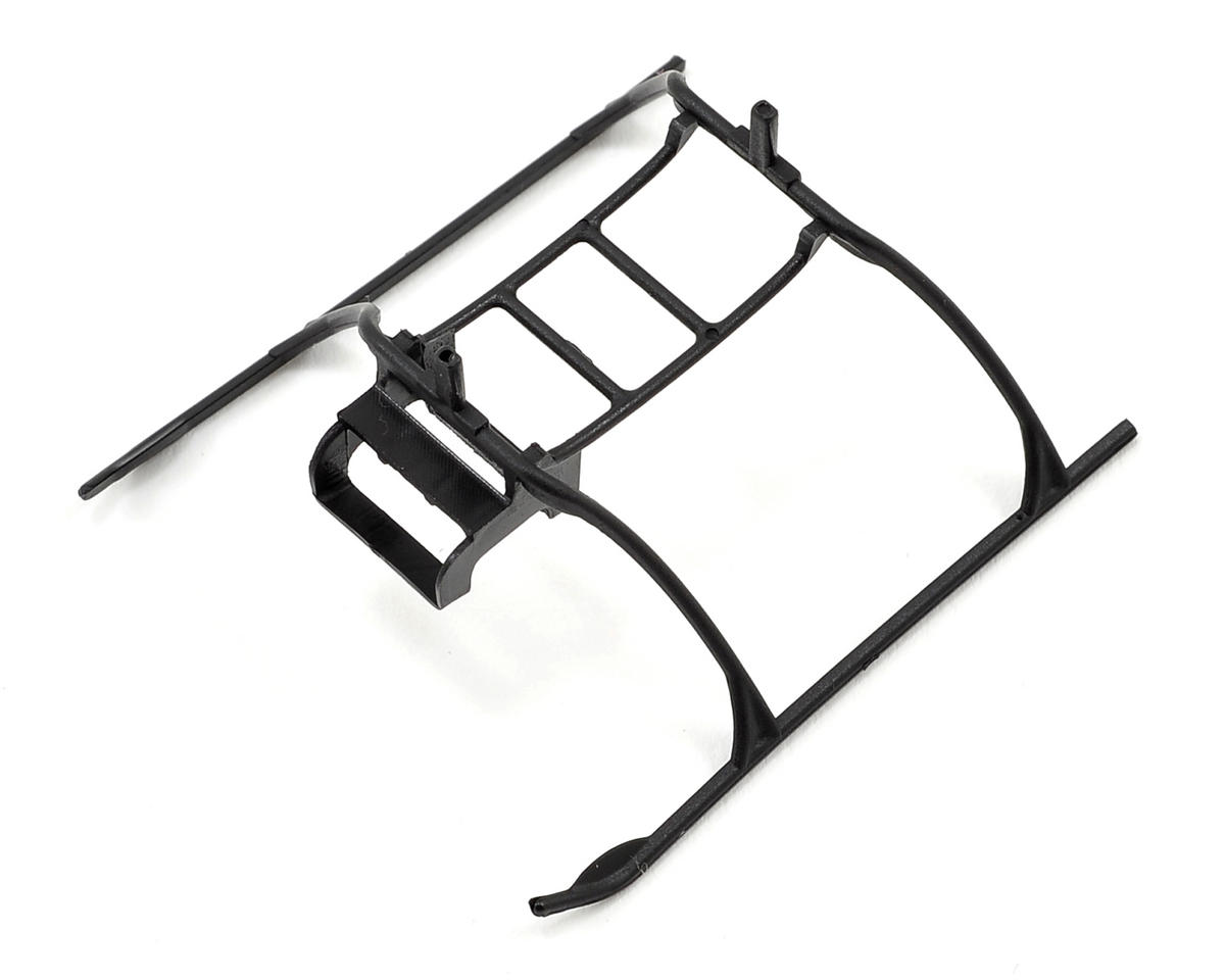Blade mSR Helis Landing Skid & Battery Mount