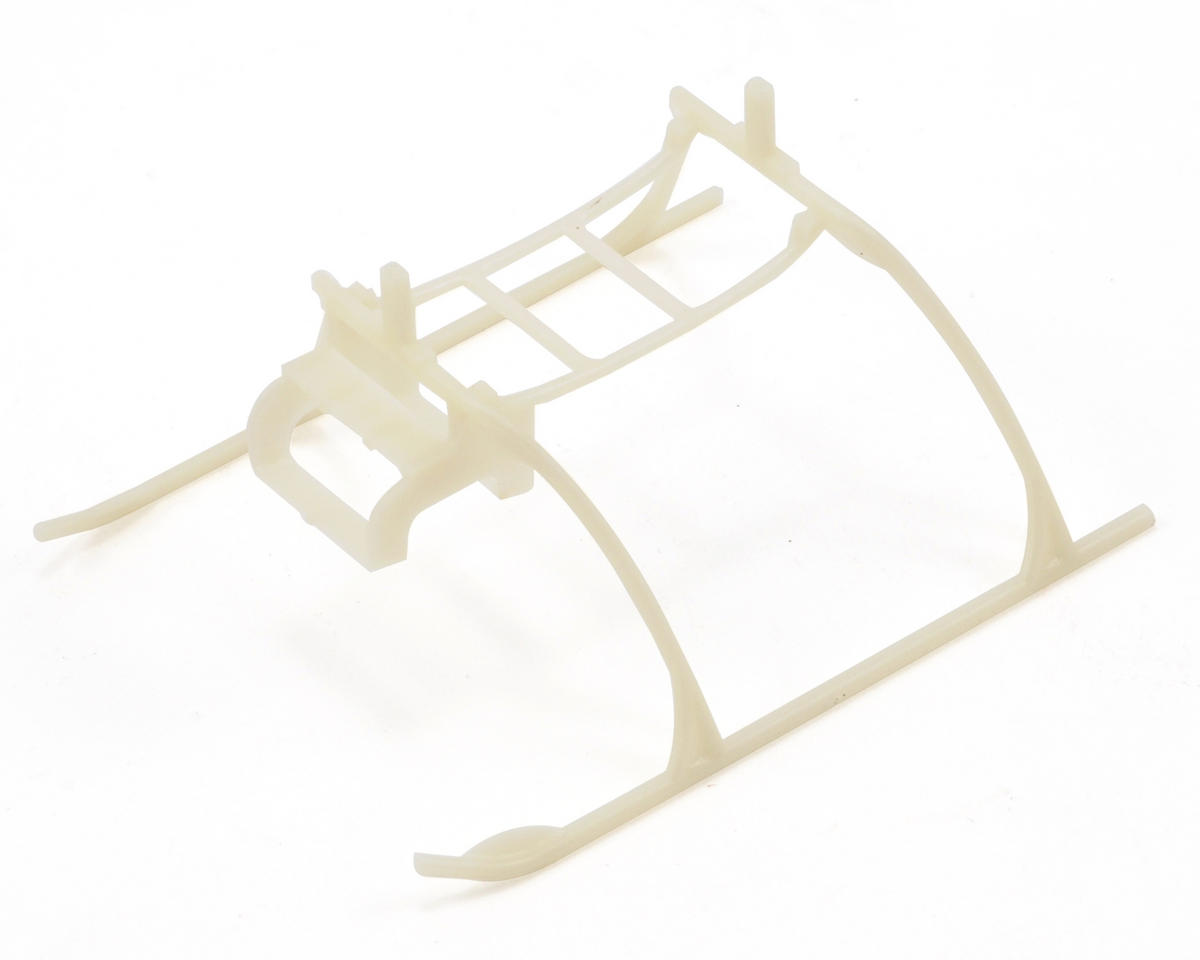 Blade mSR Helis Glow In The Dark Landing Skid & Battery Mount