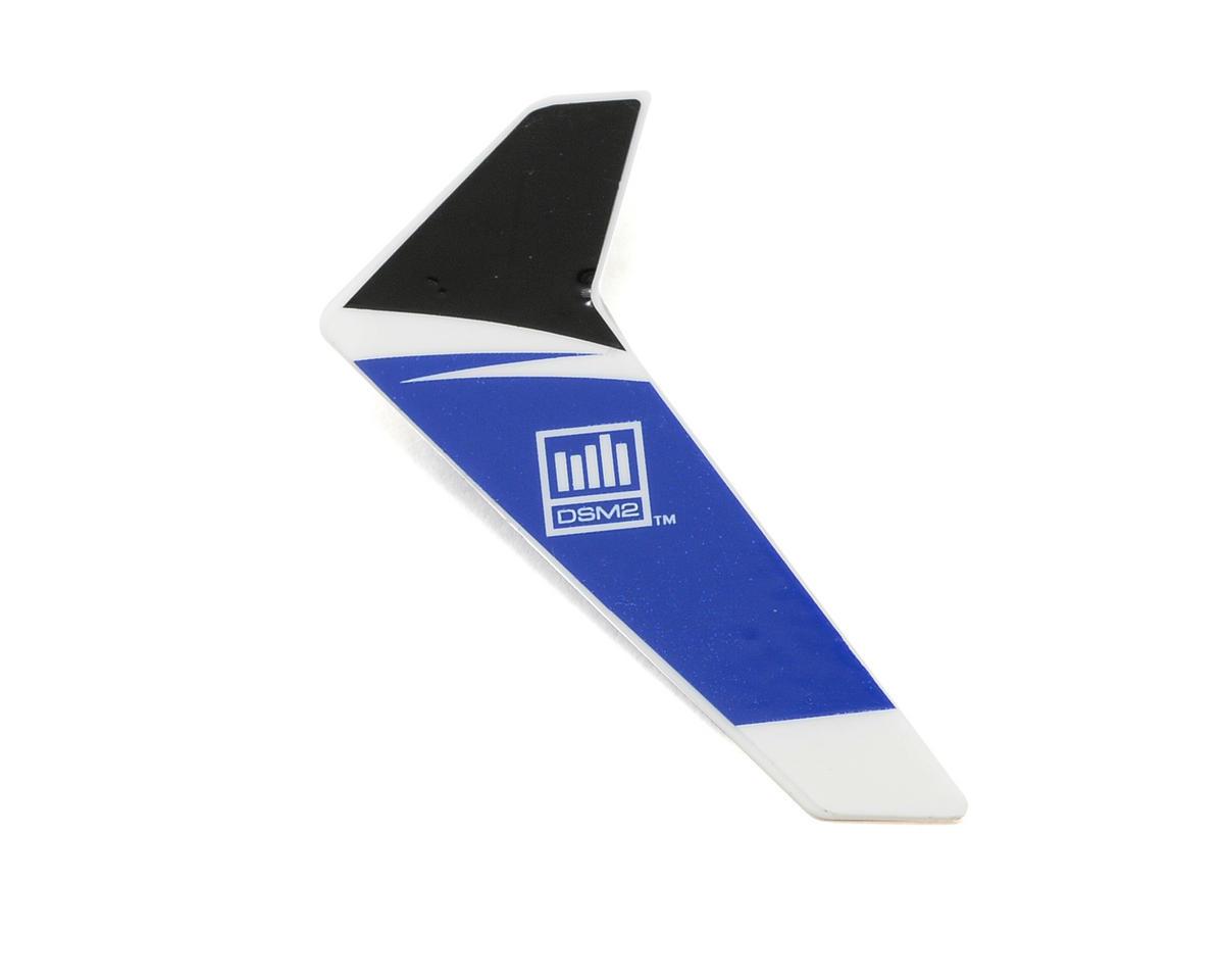 Blade Helis Vertical Fin (Blue)