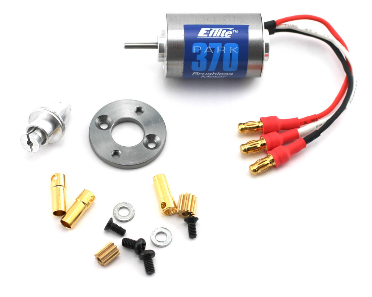 Park 370 BL Inrunner Motor (4100KV) by E-flite