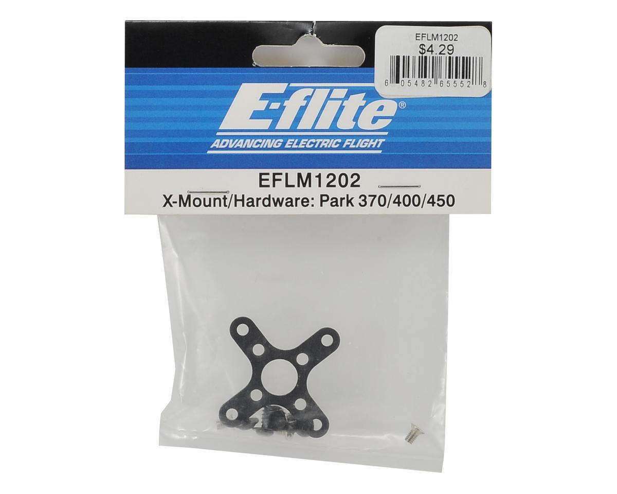 E-flite X-Mount w/Hardware (Park 370/400/450)