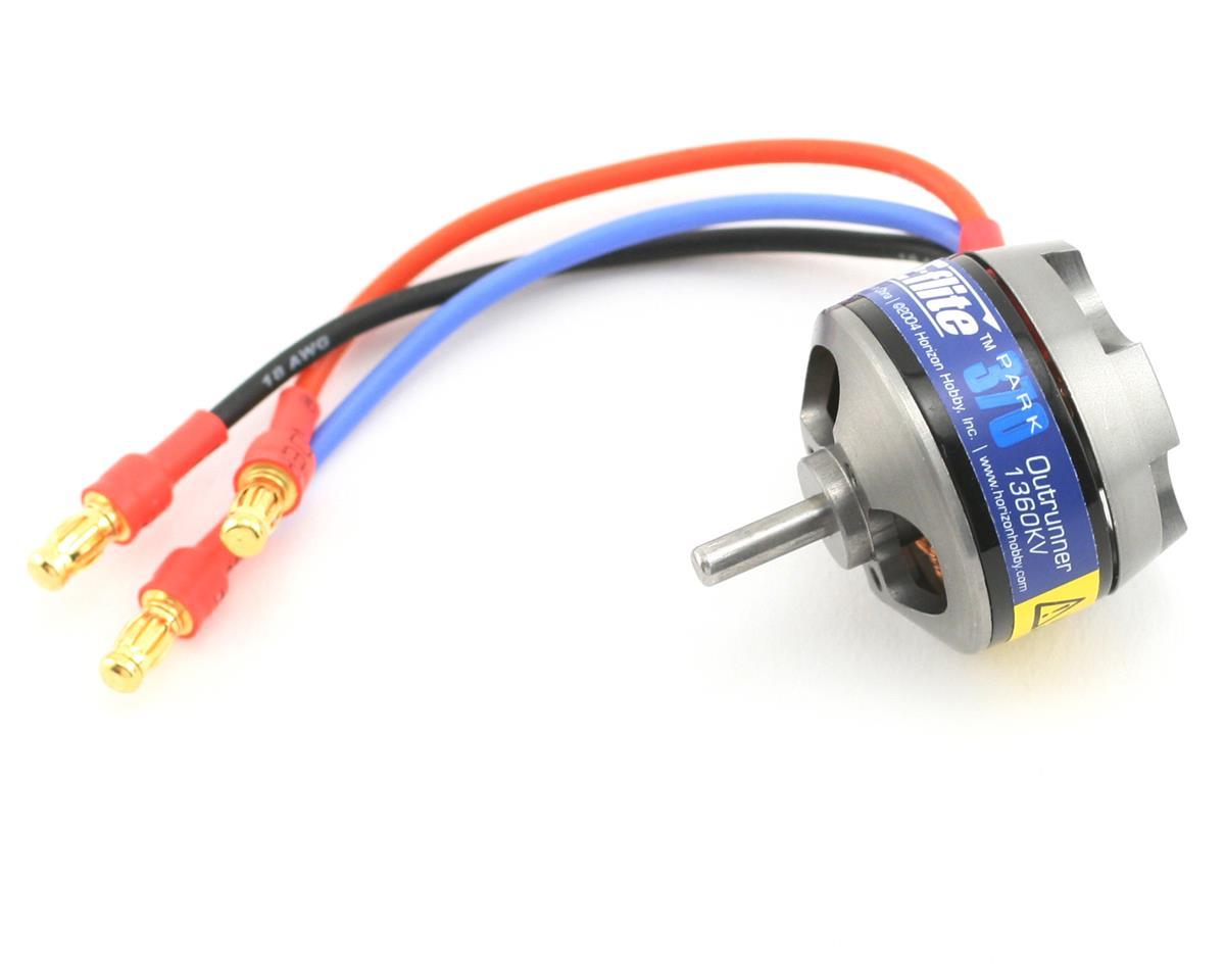 E-flite Park 370 Brushless Outrunner Motor (1360kV)