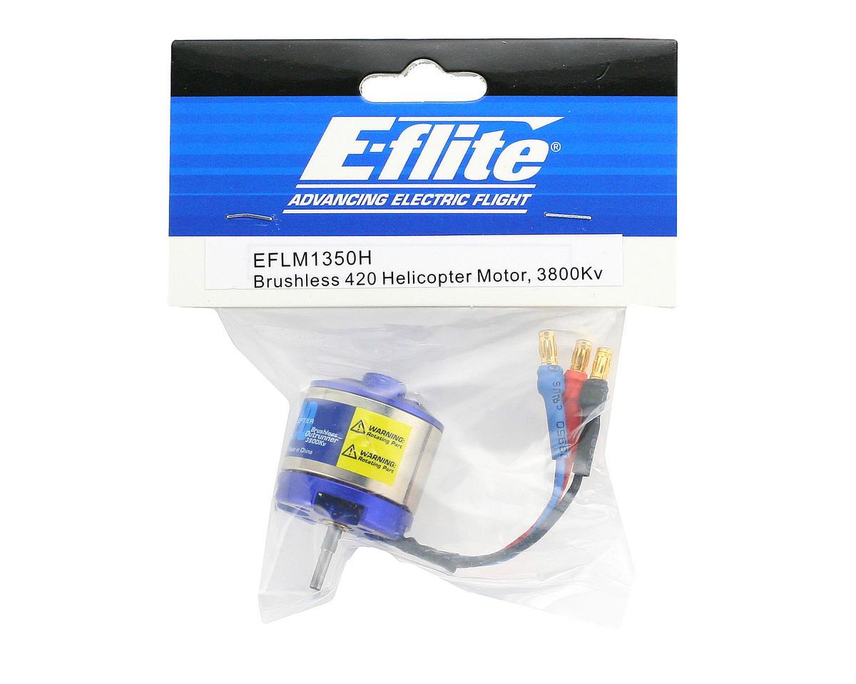 E-flite Brushless 420 Helicopter Motor (3800kV)