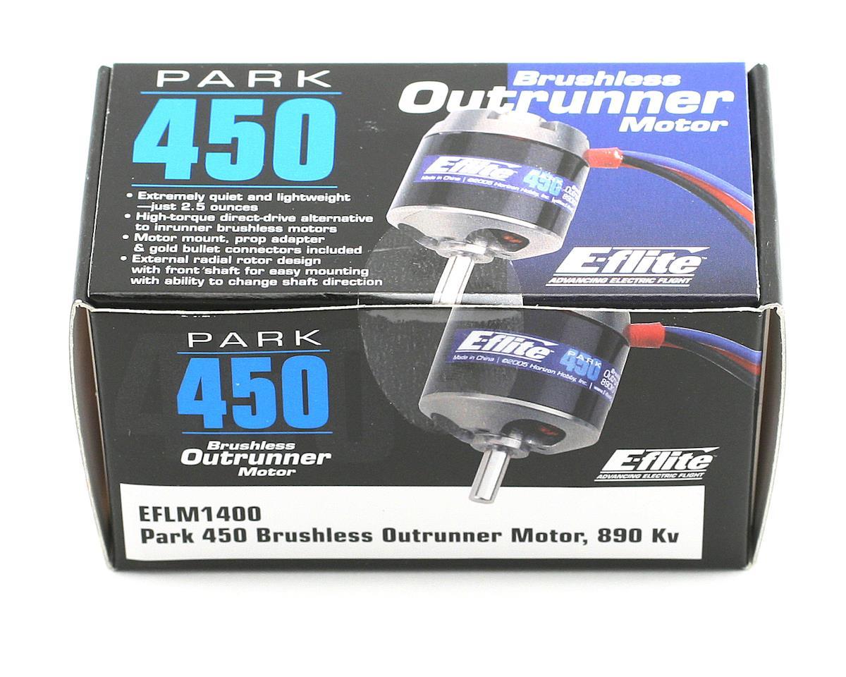 E-flite Park 450 Brushless Outrunner Motor (890kV)