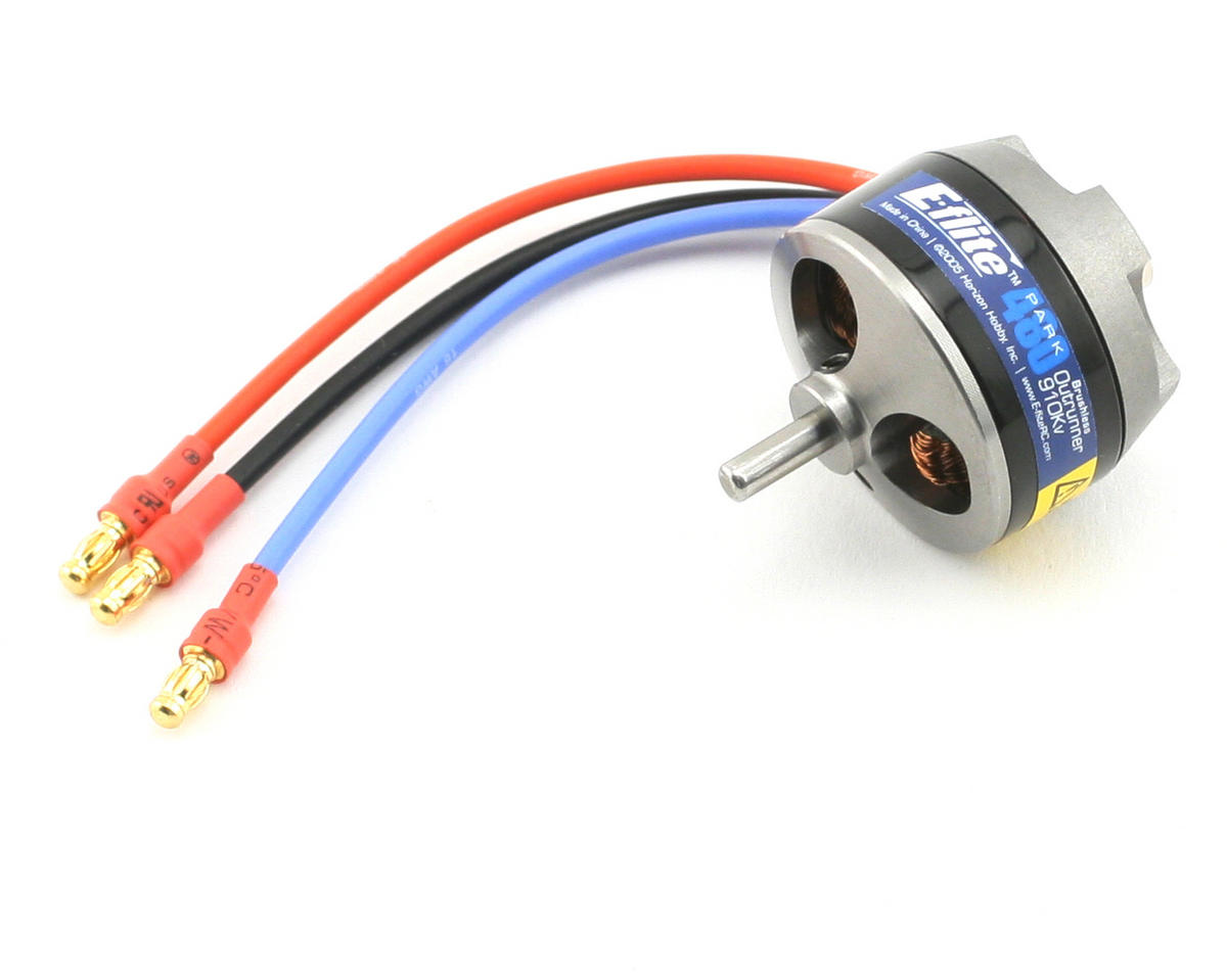 E-flite Park 480 Brushless Outrunner Motor (910kV) | relatedproducts