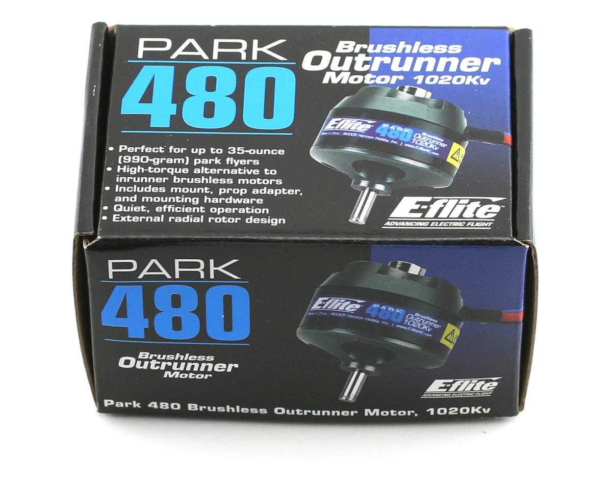 E Flite Park 480 Brushless Outrunner Motor 1020kv