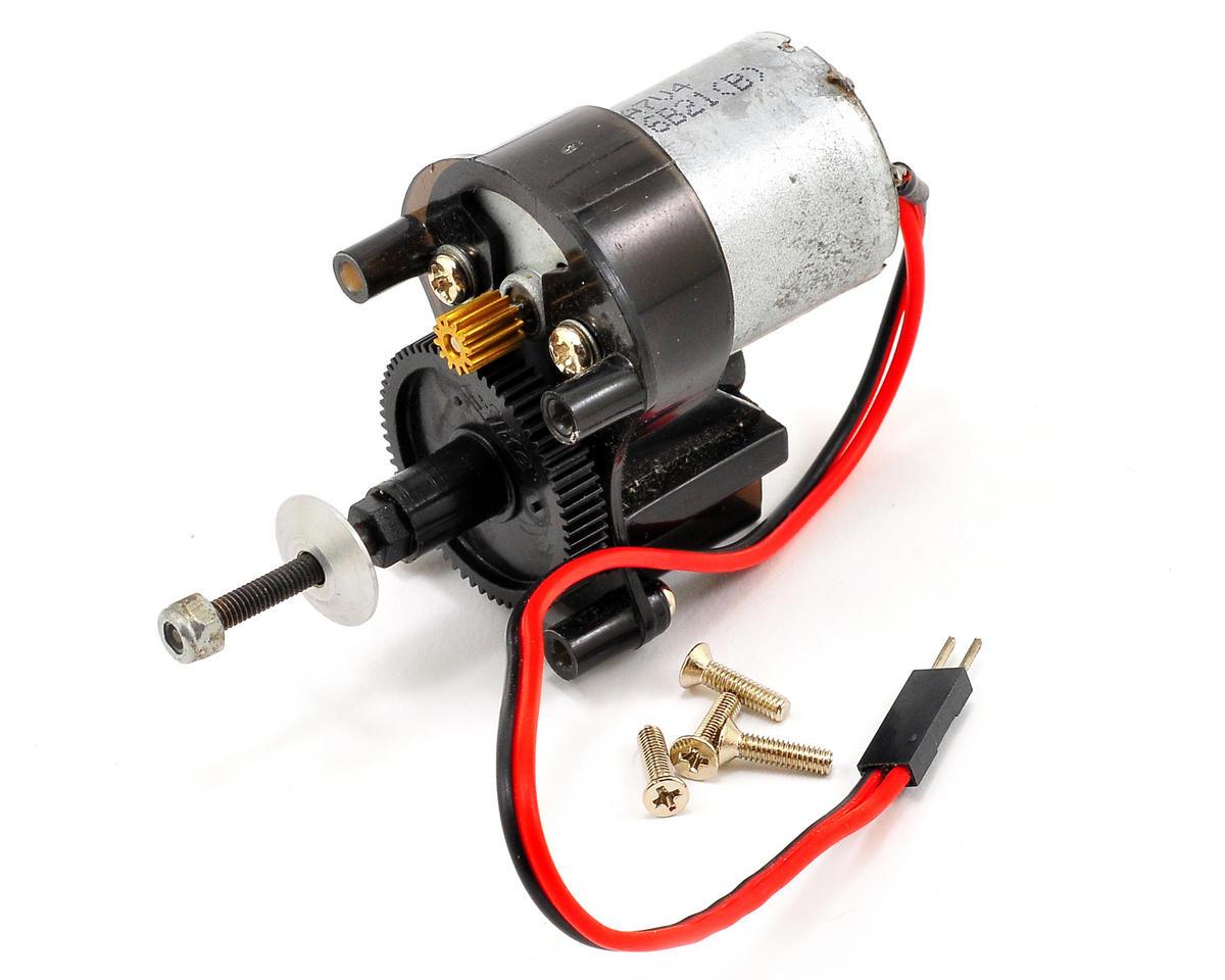 E-flite 370 Motor & V2 Gearbox (5.33:1, .4 Mod)