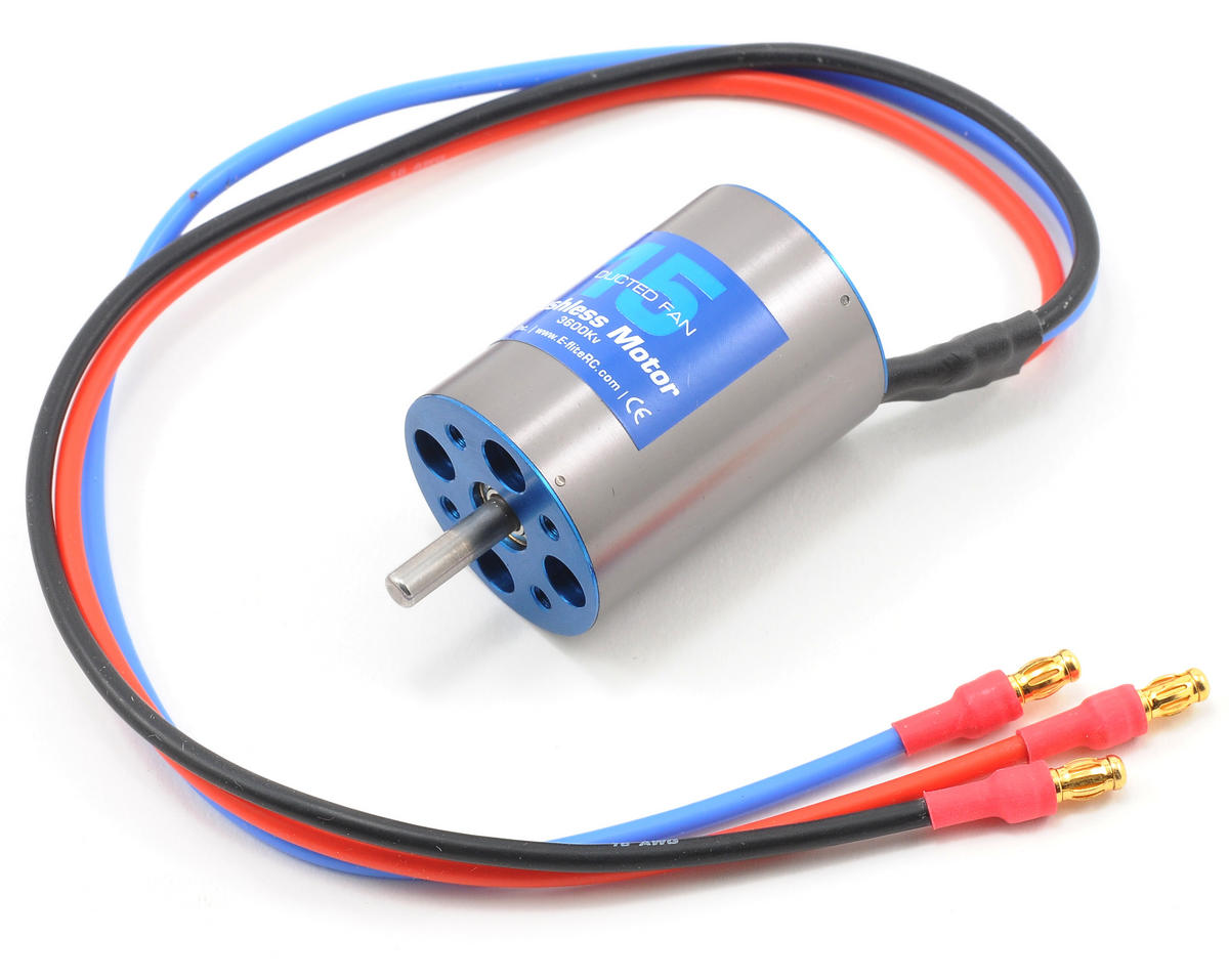 BL15 Brushless Ducted Fan Motor (3600kV) by E-flite