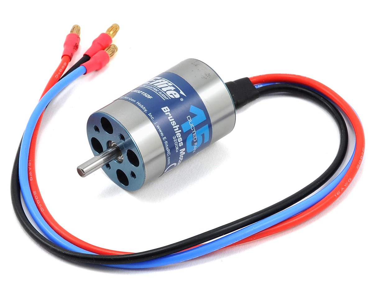 E-flite BL15 Ducted Fan Motor (3200kV) [EFLM3215DF] | Airplanes