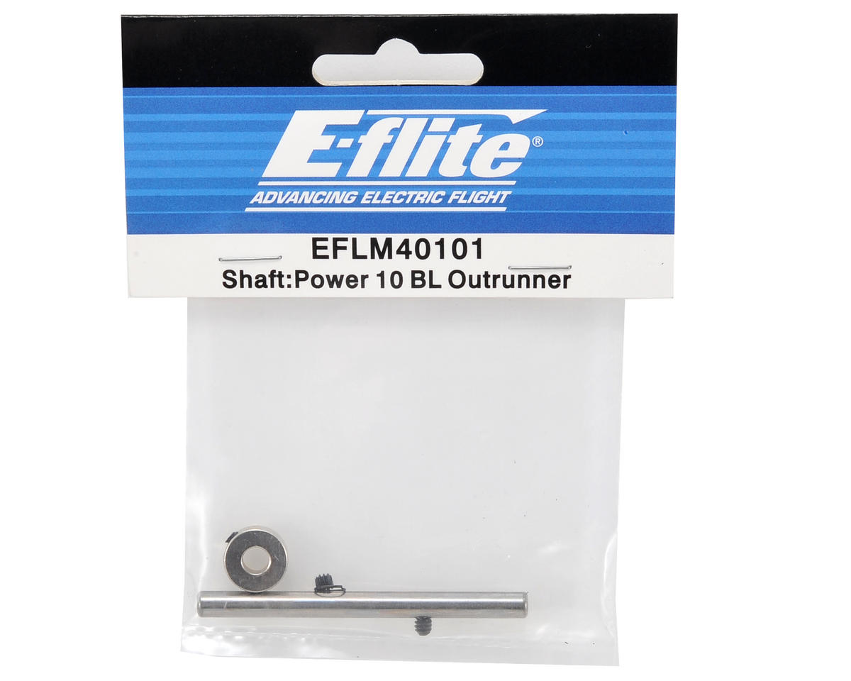 E-flite Power 10 Motor Shaft